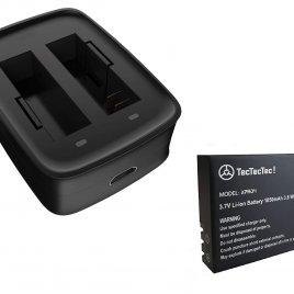 Doppio Caricabatterie per XPRO4(+) con batteria